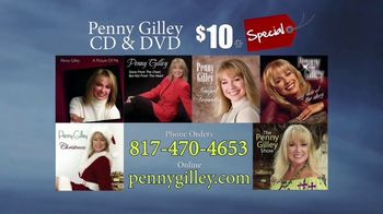 Penny Gilley $10 CD & DVD Special TV Spot, 'Order Today' - Thumbnail 5