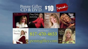 Penny Gilley $10 CD & DVD Special TV Spot, 'Order Today' - Thumbnail 6