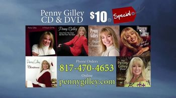 Penny Gilley $10 CD & DVD Special TV Spot, 'Order Today' - Thumbnail 7