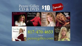 Penny Gilley $10 CD & DVD Special TV Spot, 'Order Today' - Thumbnail 9