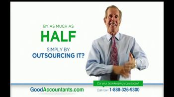 GoodAccountants.com TV Spot, 'Cut Your Bookkeeping Costs' - Thumbnail 2