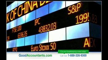 GoodAccountants.com TV Spot, 'Cut Your Bookkeeping Costs' - Thumbnail 3