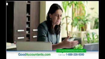 GoodAccountants.com TV Spot, 'Cut Your Bookkeeping Costs' - Thumbnail 5
