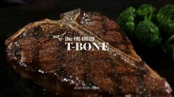 Longhorn Steakhouse TV Spot, 'Bone-In Bold Flavor: Good Points' - Thumbnail 9