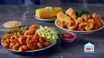 Captain D's Double Dozen Shrimp TV Spot, 'Heard It Right' - Thumbnail 3