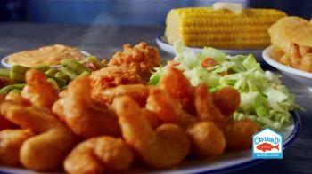 Captain D's Double Dozen Shrimp TV Spot, 'Heard It Right' - Thumbnail 4