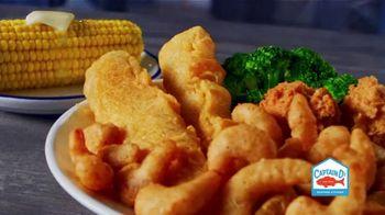 Captain D's Double Dozen Shrimp TV Spot, 'Heard It Right' - Thumbnail 5