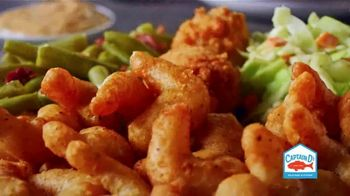 Captain D's Double Dozen Shrimp TV Spot, 'Heard It Right' - Thumbnail 7