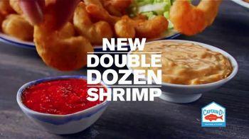 Captain D's Double Dozen Shrimp TV Spot, 'Heard It Right' - Thumbnail 8