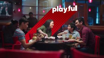 Red Robin TV Spot, 'Bottomless Fun with Your Fam' - Thumbnail 9