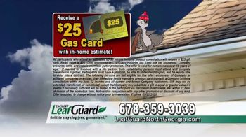 LeafGuard of North Georgia Winter Half Off Sale TV Spot, 'What's in Your Gutters?' - Thumbnail 7