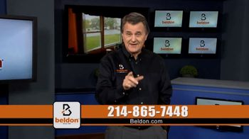 Beldon Windows TV Spot, 'Becky: 10 Percent Instant Rebate'