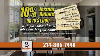 Beldon Windows TV Spot, 'Becky: 10 Percent Instant Rebate' - Thumbnail 6