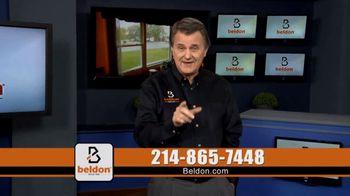 Beldon Windows TV Spot, 'Becky: 10% Instant Rebate'