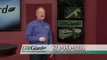 LeafGuard of North Georgia Winter Half Off Sale TV Spot, 'Presidents Day: Big Mouth' - Thumbnail 4