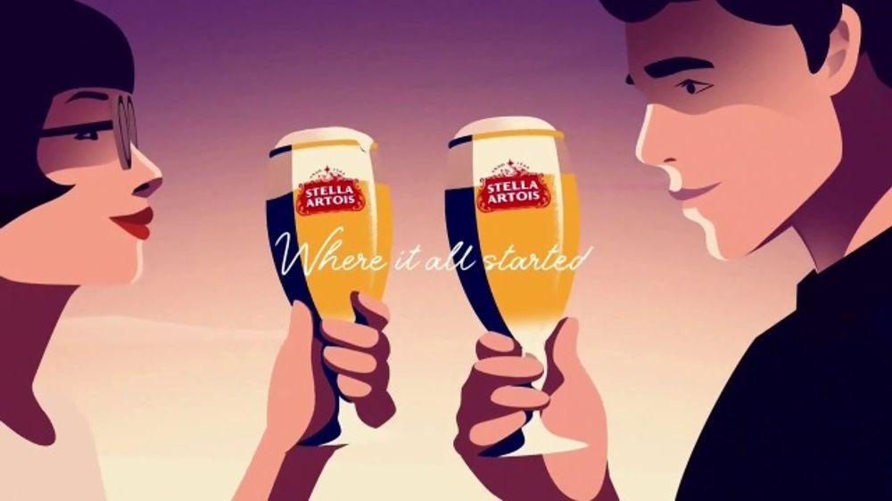 Stella Artois TV Commercial, 'Valentine's Day'