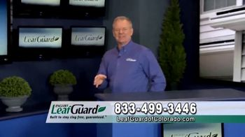 LeafGuard of Colorado Winter Half Off Sale TV Spot, 'Presidents Day: Special Savings' - Thumbnail 2