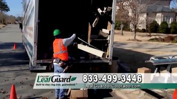 LeafGuard of Colorado Winter Half Off Sale TV Spot, 'Presidents Day: Special Savings' - Thumbnail 3