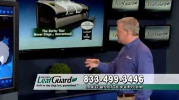 LeafGuard of Colorado Winter Half Off Sale TV Spot, 'Presidents Day: Special Savings' - Thumbnail 5
