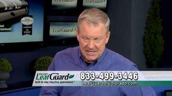 LeafGuard of Colorado Winter Half Off Sale TV Spot, 'Presidents Day: Special Savings' - Thumbnail 6