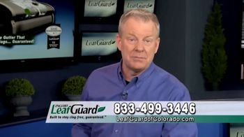 LeafGuard of Colorado Winter Half Off Sale TV Spot, 'Presidents Day: Special Savings' - Thumbnail 7