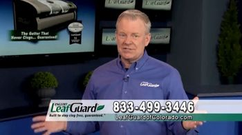 LeafGuard of Colorado Winter Half Off Sale TV Spot, 'Presidents Day: Special Savings' - Thumbnail 8