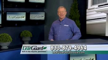 LeafGuard of St. Louis Winter Half Off Sale TV Spot, 'Presidents Day: Special Savings' - Thumbnail 1