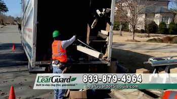 LeafGuard of St. Louis Winter Half Off Sale TV Spot, 'Presidents Day: Special Savings' - Thumbnail 2
