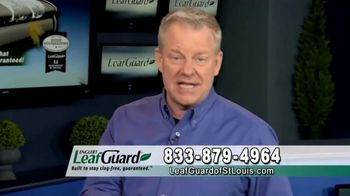 LeafGuard of St. Louis Winter Half Off Sale TV Spot, 'Presidents Day: Special Savings' - Thumbnail 5