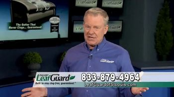 LeafGuard of St. Louis Winter Half Off Sale TV Spot, 'Presidents Day: Special Savings' - Thumbnail 8
