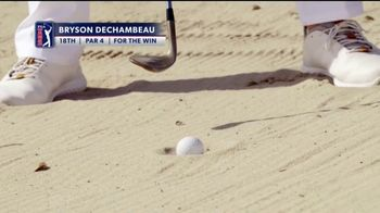 PGA TOUR Must-See-Moments Sweepstakes TV Spot, 'For the Win' Featuring Bryson DeChambeau - Thumbnail 3