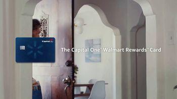 Capital One Walmart Rewards Card TV Spot, 'Puppy Problems' - Thumbnail 1
