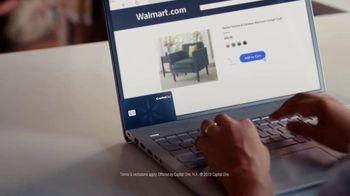 Capital One Walmart Rewards Card TV Spot, 'Puppy Problems' - Thumbnail 4