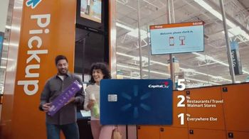 Capital One Walmart Rewards Card TV Spot, 'Puppy Problems' - Thumbnail 9