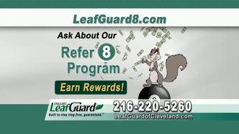 LeafGuard of Cleveland Winter Half Off Sale TV Spot, 'Rain, Sleet or Snow' - Thumbnail 9