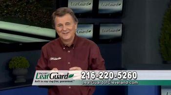 LeafGuard of Cleveland Winter Half Off Sale TV Spot, 'Rain, Sleet or Snow' - Thumbnail 5