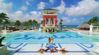 Sandals Resorts TV Spot, 'Redefining Excellence'
