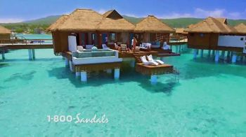 Sandals Resorts TV Spot, 'Redefining Excellence' - Thumbnail 3