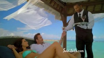 Sandals Resorts TV Spot, 'Redefining Excellence' - Thumbnail 4