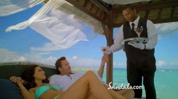 Sandals Resorts TV Spot, 'Redefining Excellence' - Thumbnail 5