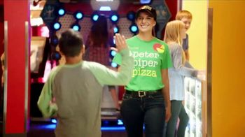 Peter Piper Pizza Way Bigger for a Buck TV Spot, 'Math' - Thumbnail 5