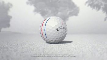 Callaway Chrome Soft TV Spot, 'Triple Track Technology'
