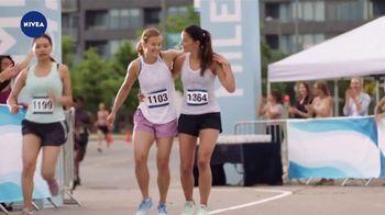 Nivea Essentially Enriched Body Lotion TV Spot, 'Rethink Soft: Marathon: Body Wash'