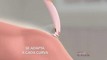 Finishing Touch Flawless Nu Razor TV Spot, 'El futuro de la depilación' [Spanish] - Thumbnail 5