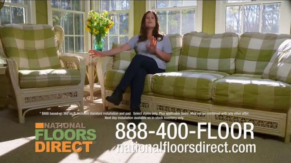 National Floors Direct Tv Commercial 888 Ispot Tv