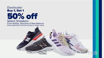 Belk Stock Up Sale TV Spot, 'Sneakers, Graphic Tees and Denim'