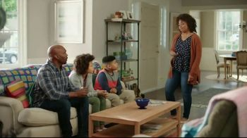 Boost Mobile TV Spot, 'Living Room Remodel'