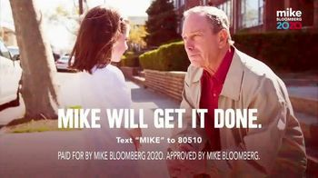 Mike Bloomberg 2020 TV Spot, 'Record on Health Care' - Thumbnail 9
