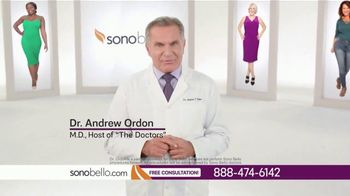 Sono Bello TV Spot, 'Body Fat Removal: Save $250' Featuring Dr. Andrew Ordon - 230 commercial airings