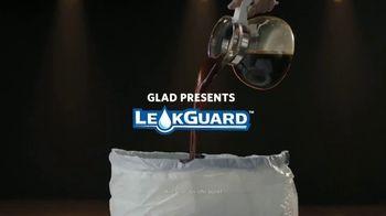 Glad ForceFlex Plus Advanced Protection TV Spot, 'LeakGuard: Coffee' - Thumbnail 1
